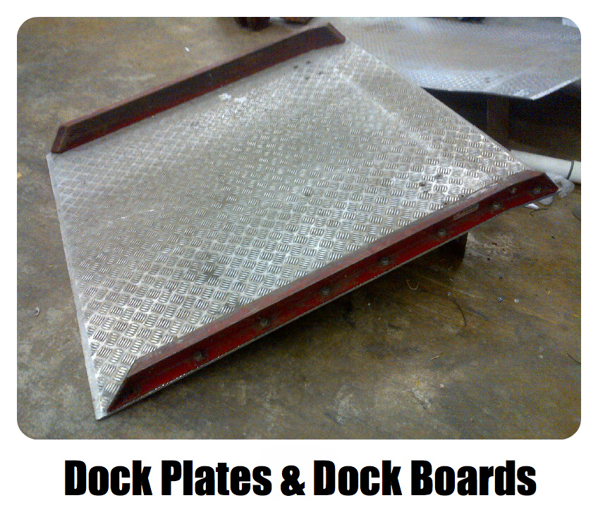 dock plates and dock boards