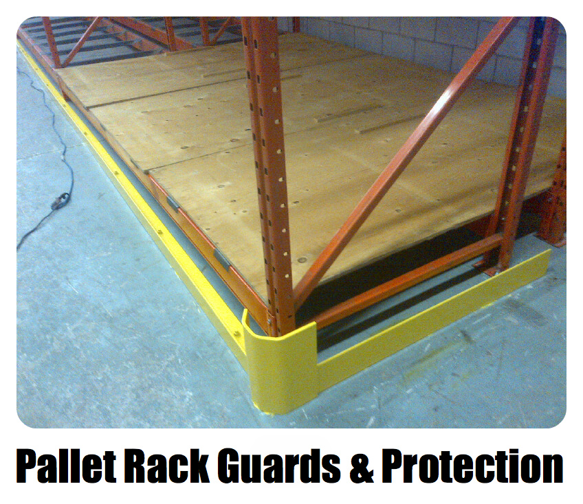 pallet rack protection